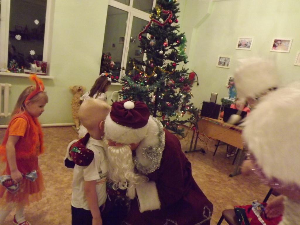 Посекретничаем с Дедом Морозом